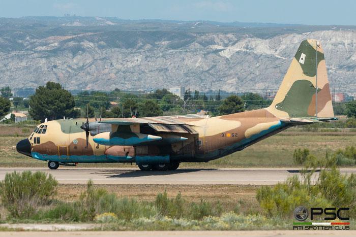 TK.10-07  31-52  KC-130H  382-4652  Soria-Garray   © Piti Spotter Club Verona