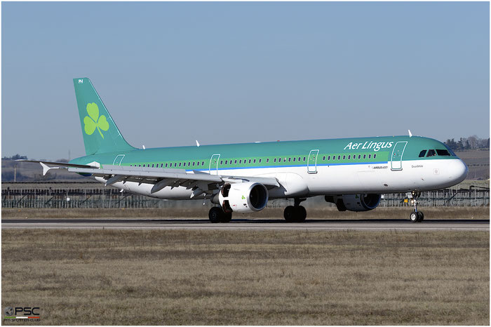 EI-CPH A321-211 1094 Aer Lingus @ Aeroporto di Verona 25.02.2017  © Piti Spotter Club Verona