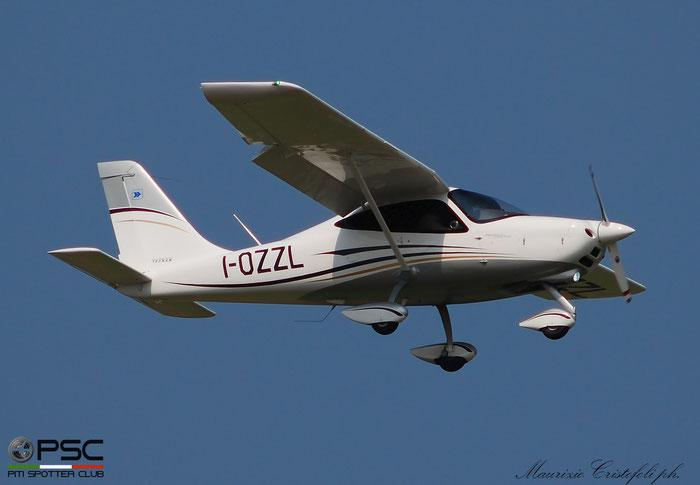 I-OZZL Tecnam P2008JC Private - @ Aeroporto di Verona  © Piti Spotter Club Verona