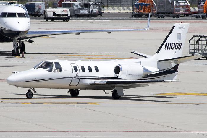 N1008 Ce501 501-0210/616 Maharishi Foundation @ Venezia Airport 21.06.2015 © Piti Spotter Club Verona
