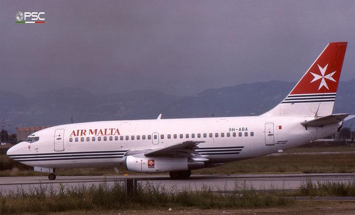 9H-ABA B737-2Y5 23038/949 Air Malta© 2017 courtesy of Marco Ceschi - Piti Spotter Club Verona