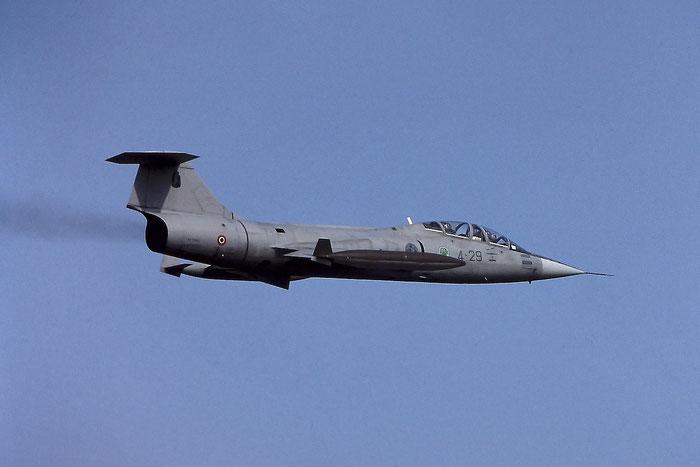 MM54232  4-29  TF-104G-M  583D-5780 @ Aeroporto di Verona © Piti Spotter Club Verona