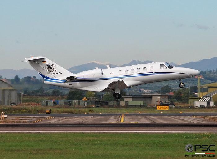 D-ILCG  Ce525A  525A-0230  ProAir Aviation @ Aeroporto di Verona 2020 © Piti Spotter Club Verona