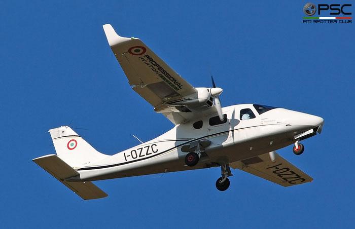 I-OZZC - Private Tecnam P2006T @ Aeroporto di Verona  © Piti Spotter Club Verona