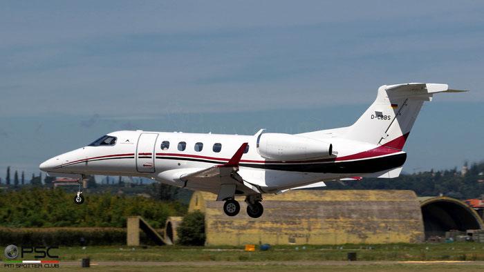 D-CBBS  EMB505  50500343  PAD Aviation Service  @ Aeroporto di Verona 09.2021 © Piti Spotter Club Verona