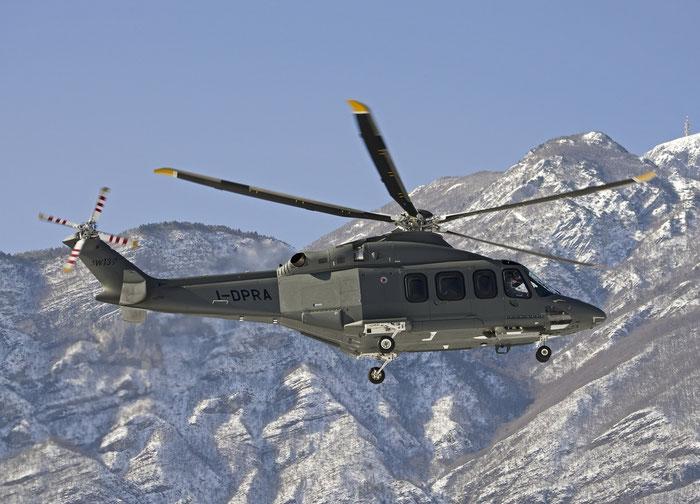 I-DPRA - AgustaWestland AW139 - Private (Prada spa) @ Aeroporto di Trento © Piti Spotter Club Verona