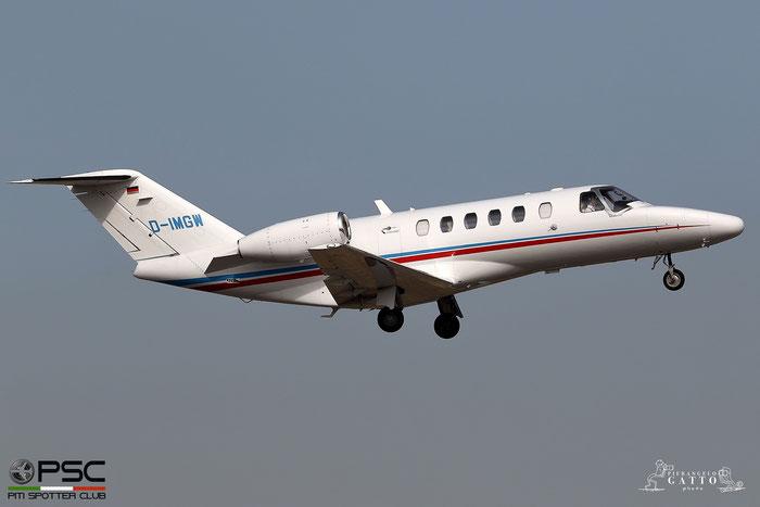 D-IMGW Ce525A (CJ2+) 525A-0498 Air Hamburg Private Jets @ Aeroporto di Verona 23.08.2017  © Piti Spotter Club Verona