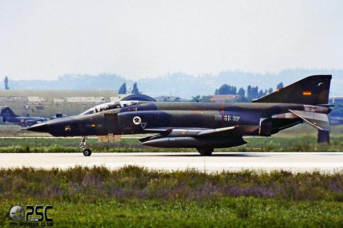 35+37   RF-4E-46-MC  4095 @ Aeroporto di Verona   © Piti Spotter Club Verona