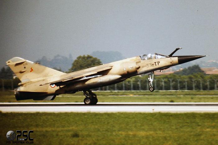 Dassault Mirage F1CR French Air Force ER.1/33 638 33-TP @ Aeroporto di Verona © Piti Spotter Club Verona