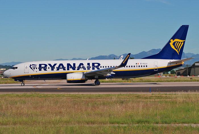 EI-GJJ B737-800 44831/6870 Ryanair @ Aeroporto di Verona 25.06.2018  © Piti Spotter Club Verona
