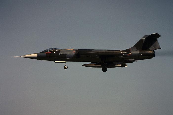 MM6774  4-1  F-104S-ASA  1074 © Piti Spotter Club Verona