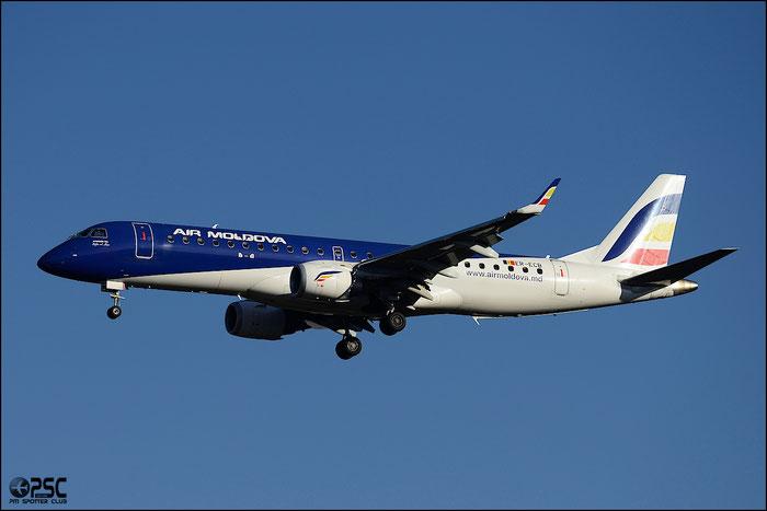 ER-ECB ERJ190LR 19000325 Air Moldova @ Milano Malpensa Airport 25.01.2014 © Piti Spotter Club Verona