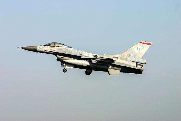 054   F-16C-50R-CF  TC-10  341 Mira © Piti Spotter Club Verona