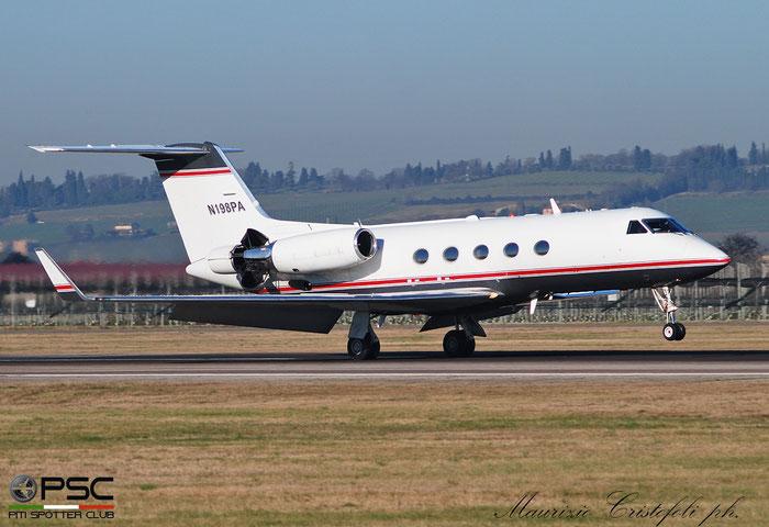 N198PA  G-III  482  Phoenix Air @ Aeroporto di Verona 2021 © Piti Spotter Club Verona