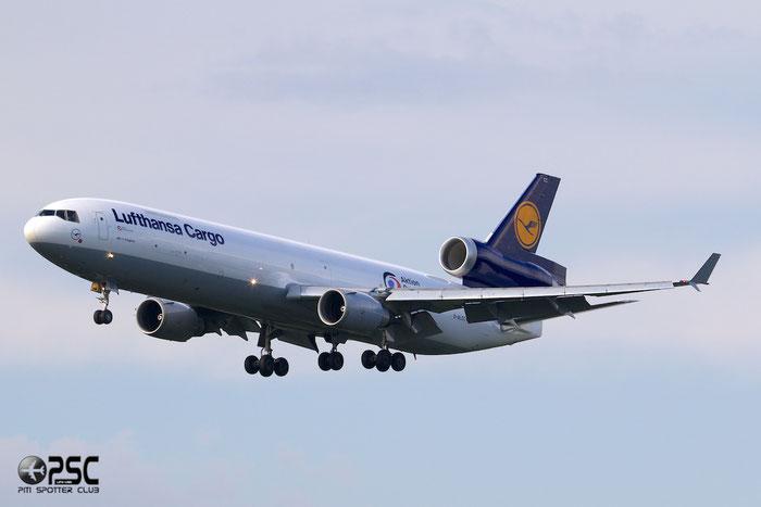 D-ALCC MD-11F 48783/627 Lufthansa Cargo @ Frankfurt Airport 25.07.2014  © Piti Spotter Club Verona