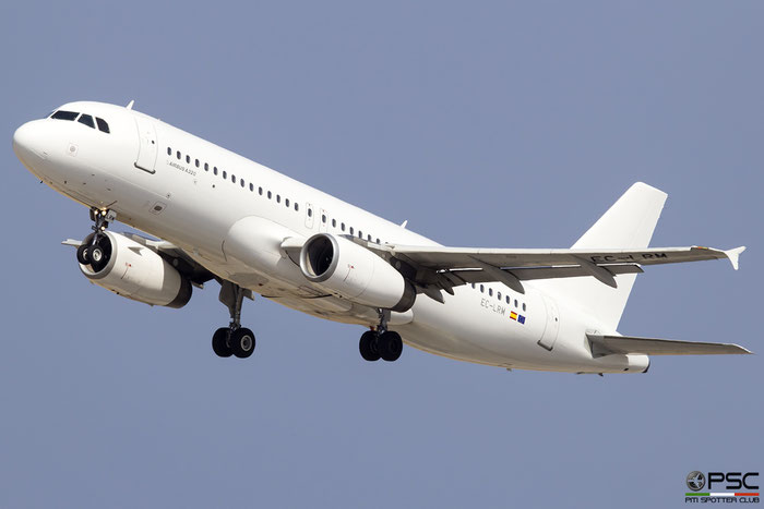 EC-LRM  A320-232  1349  Gowair Vacation Airlines @ Heraklion 2019 © Piti Spotter Club Verona