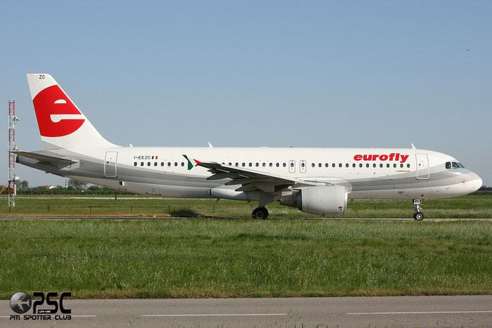 I-EEZC  A320-214  1852  Eurofly  @ Aeroporto di Verona © Piti Spotter Club Verona