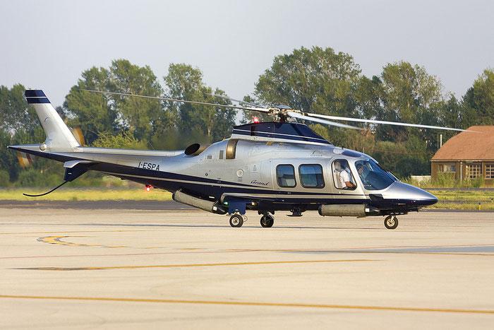 I-ESPA AgustaWestland Grand [A109S] ( c/n no info ) - mfg: 2009 @ Treviso Airport 24.08.2012 © Piti Spotter Club Verona