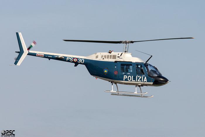 MM80730  PS-30  AB206A-1  9046 @ Aeroporto di Verona   © Piti Spotter Club Verona