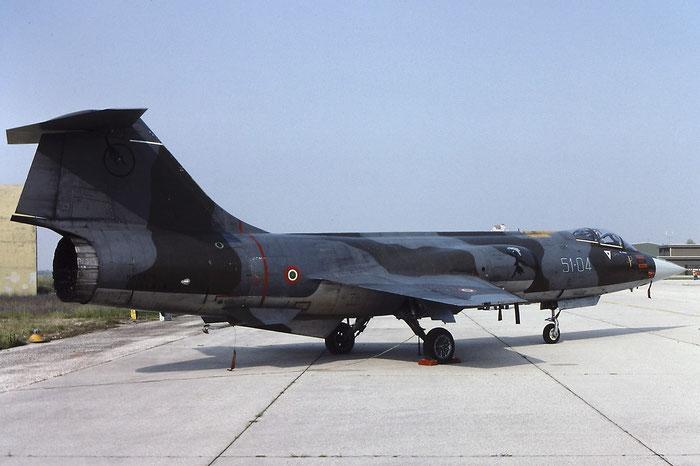 MM6870  5-45  F-104S-ASA-M  1170 © Piti Spotter Club Verona