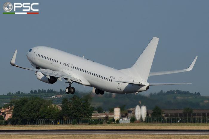 EI-FLM  B737-85F  30571/936  Meridiana @ Aeroporto di Verona © Piti Spotter Club Verona