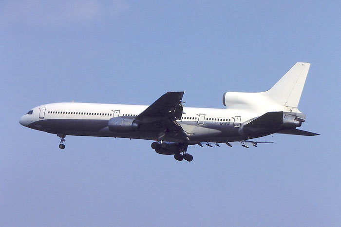 V2-LEM  L-1011-1  193K-1032  Caribjet  @ Aeroporto di Verona © Piti Spotter Club Verona
