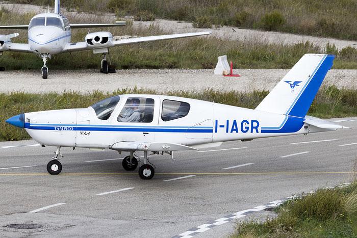I-IAGR Aero Club - Bari Socata TB-9 Tampico @ Bari Airport110.11.2016 © Piti Spotter Club Verona