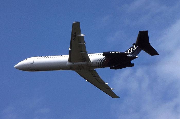 G-AVML  BAe111-510ED  140  European AirCharter  @ Aeroporto di Verona © Piti Spotter Club Verona