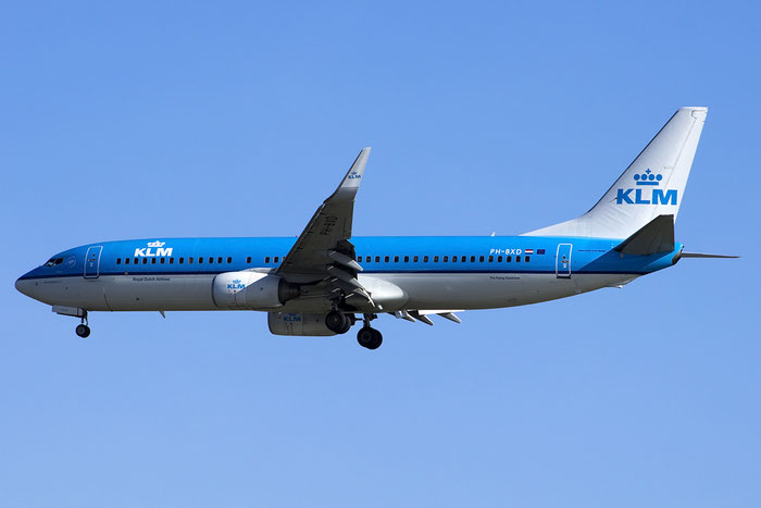 PH-BXD B737-8K2 29134/355 KLM Royal Dutch Airlines @ Venice Airport - 24.09.2014  © Piti Spotter Club Verona