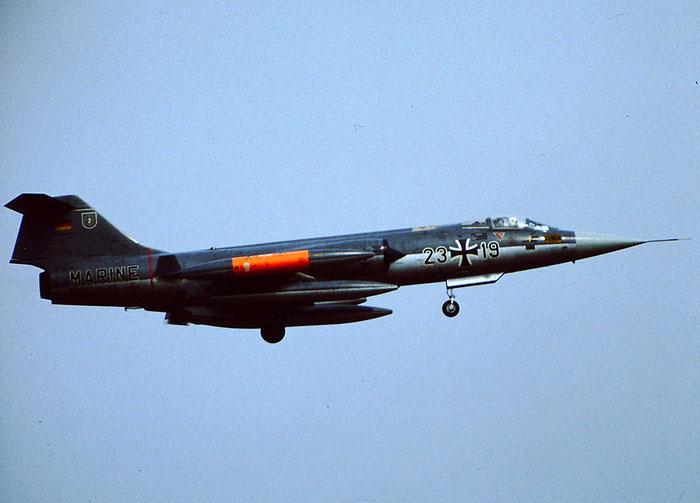 23+19   F-104G  7203 @ Aeroporto di Verona   © Piti Spotter Club Verona