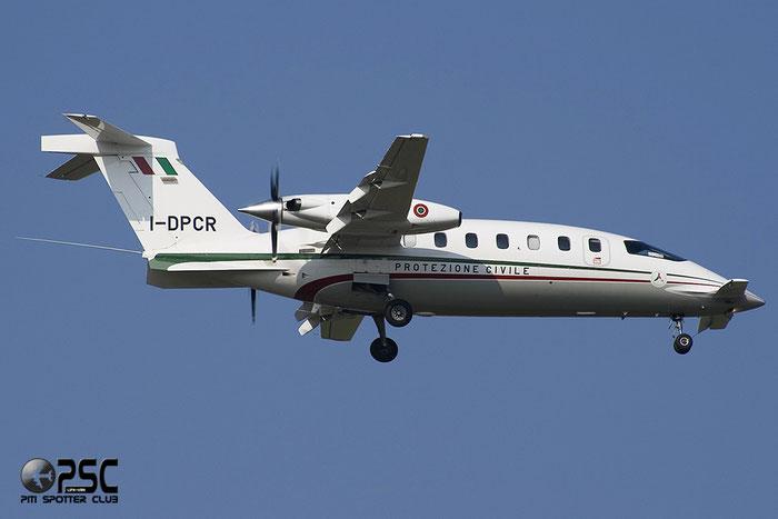 Italy - Protezione Civile - Piaggio P-180 Avanti - I-DPCR @ Aeroporto di Verona © Piti Spotter Club Verona