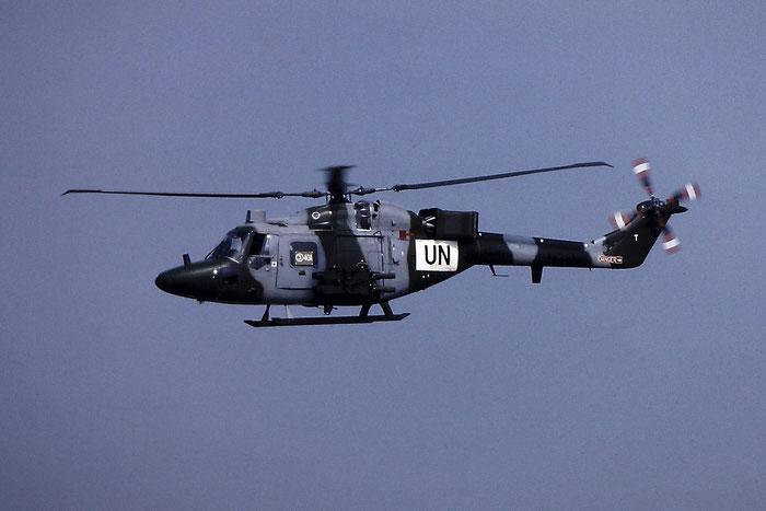 XZ210   Lynx AH7  126  1Regt RAF (ONU) @ Aeroporto di Verona   © Piti Spotter Club Verona