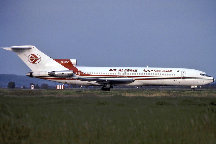 7T-VEW B727-2D6 22375/1723 Air Algérie @ Aeroporto di Verona © Piti Spotter Club Verona