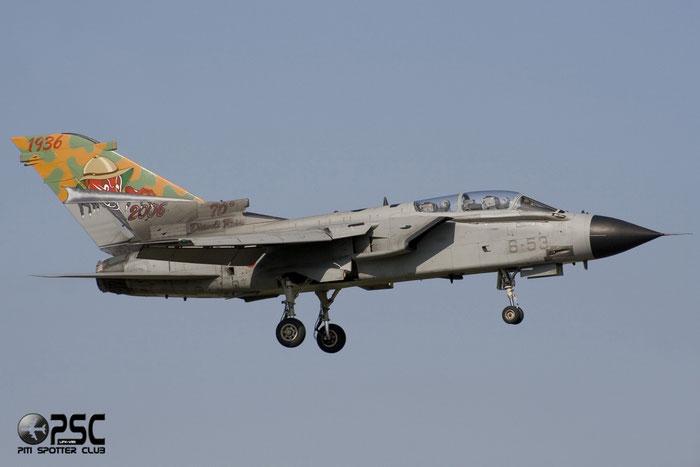 MM55004  6-53  Tornado IDS(T)  144/IST005/5015  GEA 6° Stormo @ Aeroporto di Verona   © Piti Spotter Club Verona