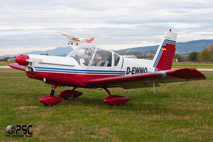 D-EWMO Moravan Zlin Z-42MU Z42 0025 @ Aeroporto Verona Boscomantico © Piti Spotter Club Verona
