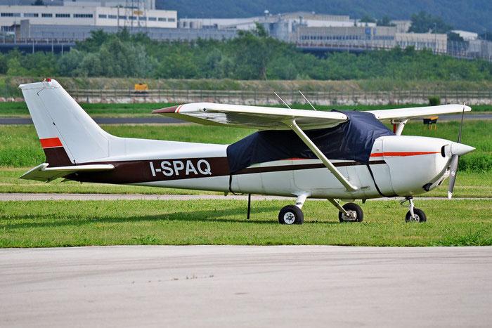 I-SPAQ Reims Aviation F172N Skyhawk C172 1647 @ Aeroporto di Trento © Piti Spotter Club Verona