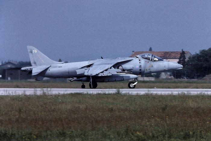 ZB606   Harrier T4N  212038   @ Aeroporto di Verona   © Piti Spotter Club Verona