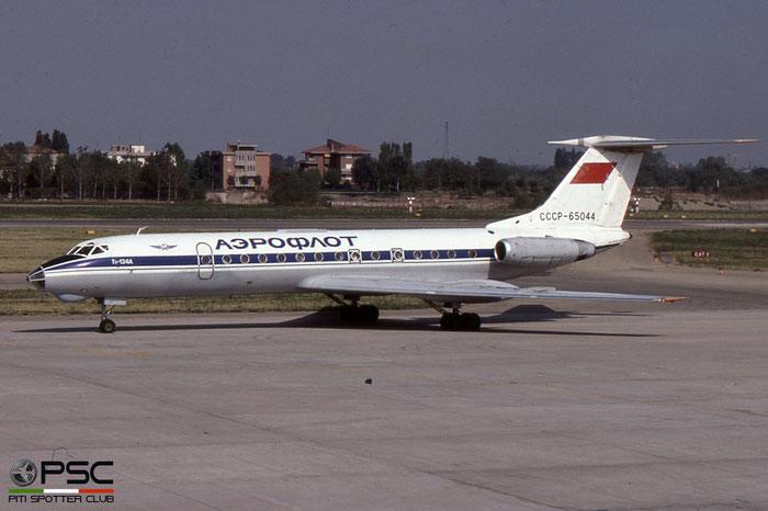 CCCP-65044 49450 Tu-134A CCCP-65044 AFL/Armenia-EVN © 2018 courtesy of Marco Ceschi - Piti Spotter Club Verona