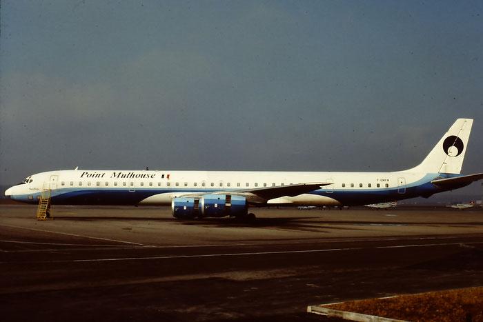 F-GMFM  DC-8-71  46099/507  Pointair  @ Aeroporto di Verona © Piti Spotter Club Verona