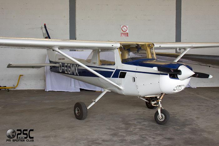 D-EGMX Cessna 152 C152 @ Aeroporto Verona Boscomantico © Piti Spotter Club Verona