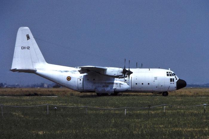 CH12   C-130H  4483  20sq @ Aeroporto di Verona   © Piti Spotter Club Verona