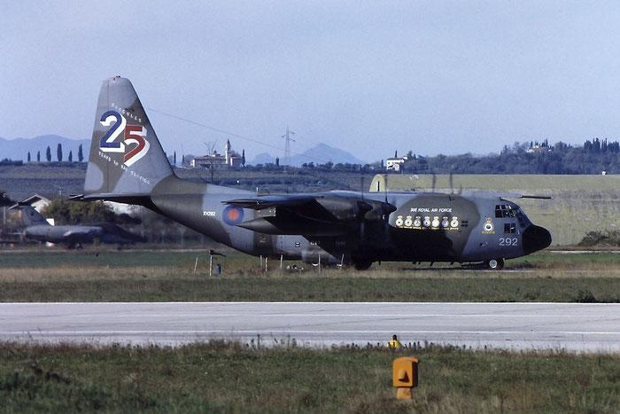 XV292   Hercules C1  4257   @ Aeroporto di Verona   © Piti Spotter Club Verona