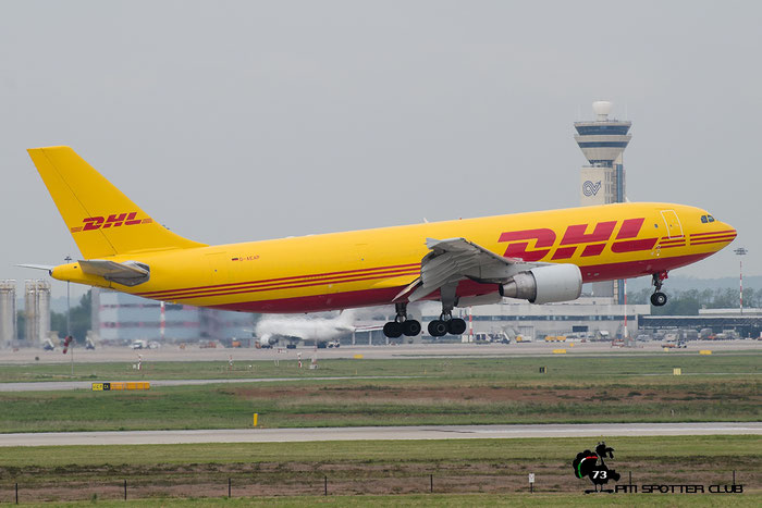 D-AEAP A300B4-622RF 724 EAT Leipzig @ Milano Malpensa Airport 13.05.2015 © Piti Spotter Club Verona