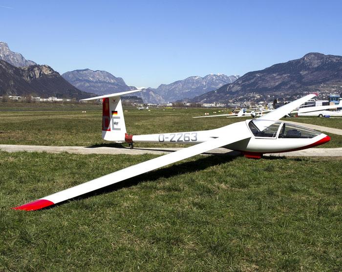 D-2263 @ Aeroporto di Trento © Piti Spotter Club Verona