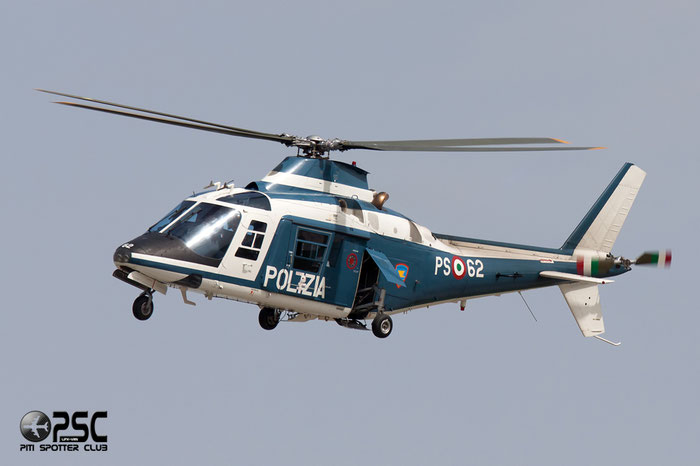 MM81644  PS-62  A109A-II  7330  Venezia-Tesser @ Aeroporto di Verona   © Piti Spotter Club Verona
