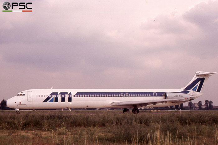 I-DAVA MD-82 49215/1253 ATI - Aero Transporti Italiani © 2018 courtesy of Marco Ceschi - Piti Spotter Club Verona