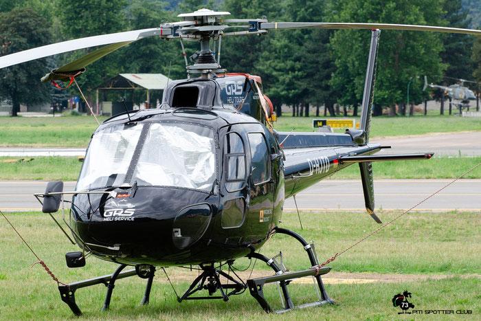 D-HJTD. Eurocopter AS350B2 Ecureuil ( c/n 9084 ) @ Aeroporto di Bolzano © Piti Spotter Club Verona