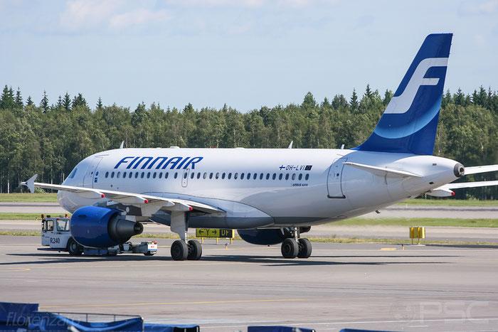 OH-LVI A319-112 1364 Finnair @ Helsinki Airport 2008 © Piti Spotter Club Verona