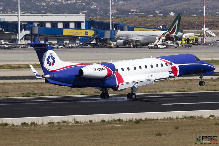 SX-DGM  ERJ135BJ  14501023  GainJet Aviation  @ Athens 2019 © Piti Spotter Club Verona