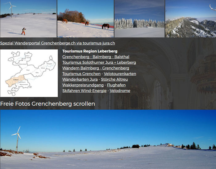 Tourismus Grenchen